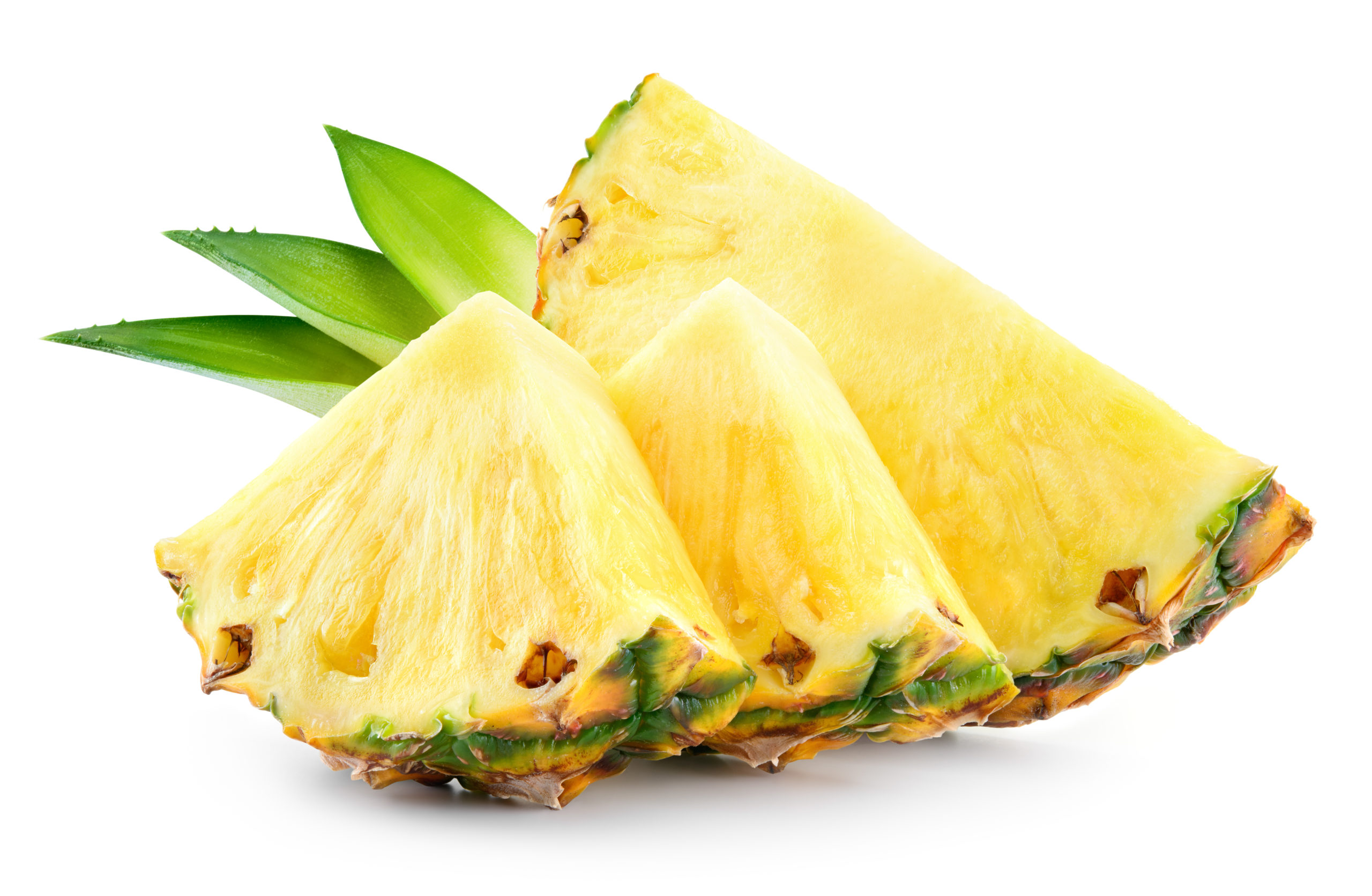 Pineapple (Coarse Cut/Crush in Juice)