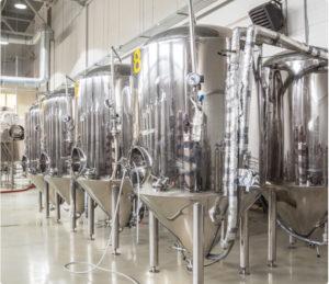 Brewing casks
